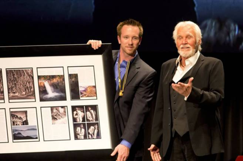 Kenny Rogers honored