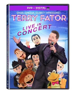Terry Fator DVD