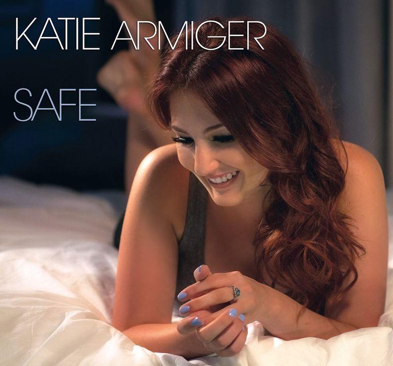 Katie Armiger - Safe single cover art