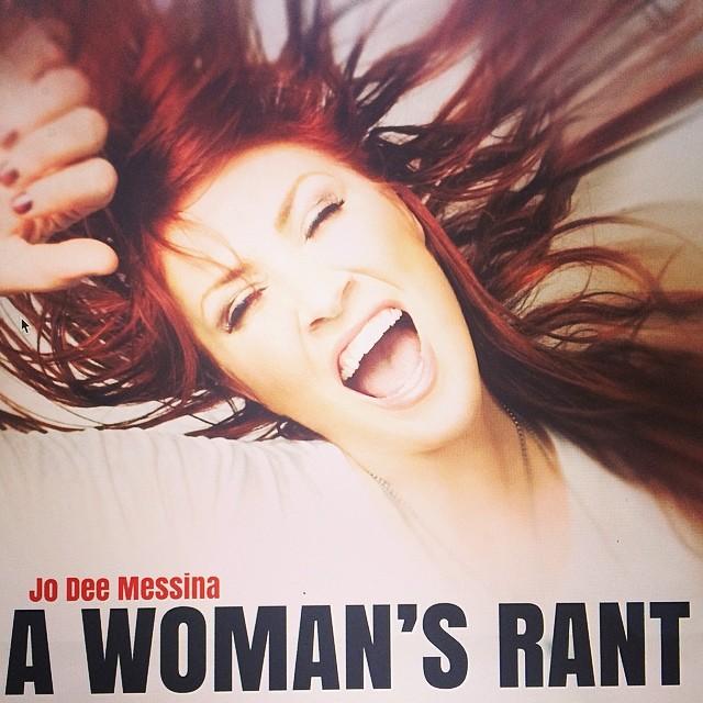 Jo Dee Messina - A Woman's Rant single cover art