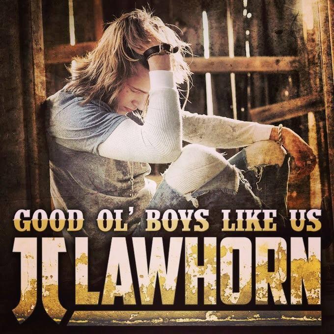 JJ Lawhorn - Good Ol' Boys Like Us single cover art