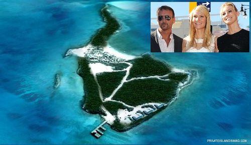 Tim and faith island