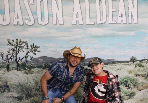 Jason Aldean make a wish