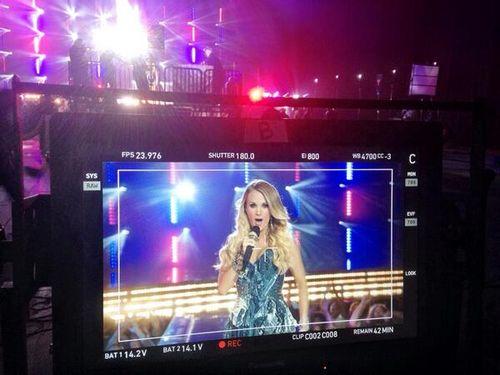 Carrie Underwood Sunday night football