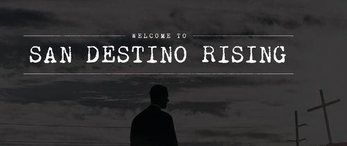 Eric Church San Destino Rising