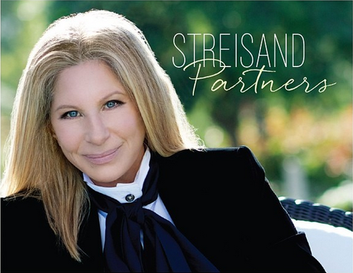 Barbra Streisand Partners album