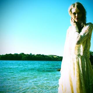 Taylor Swift water instagram