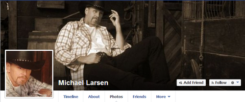 Michael Larsen Facebook