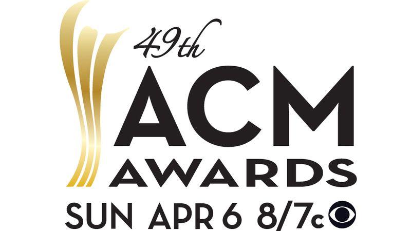 49th ACM Awards logo
