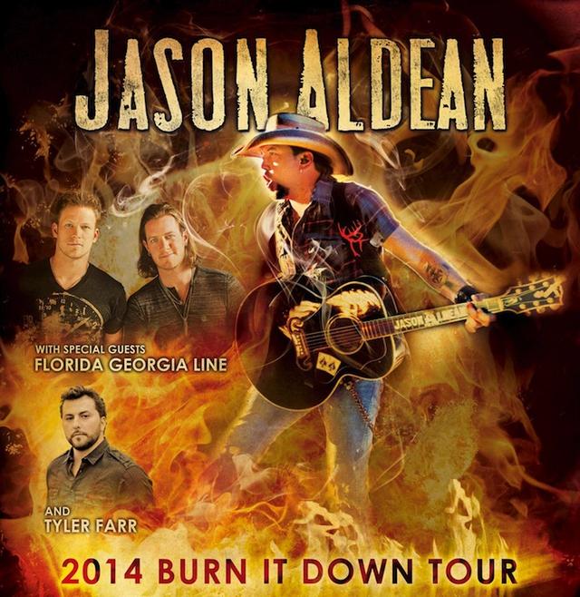 Burn it down tour