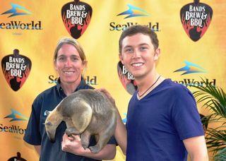 Scotty McCreery Responds to Criticism Over SeaWorld Concert