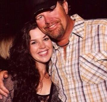 Toby Keith with Krystal Keith