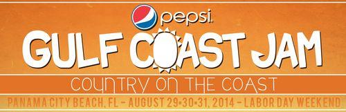 Pepsi Gulf Coast Jam 2014