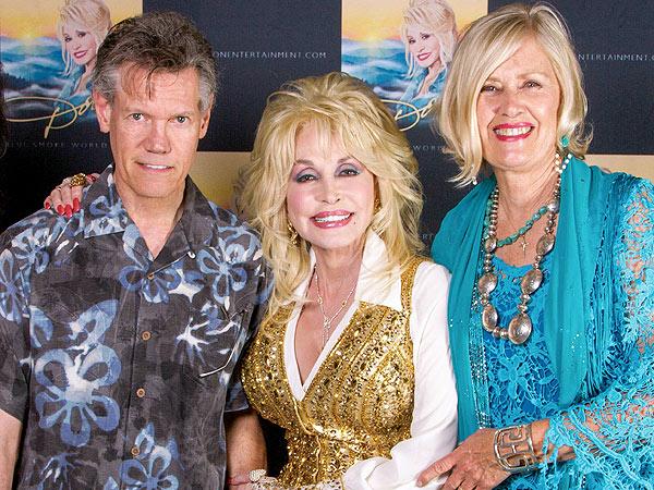 Randy travis Dolly Parton