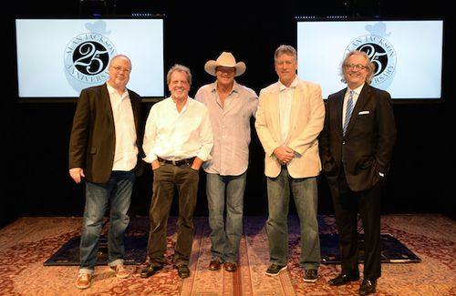 Alan Jackson gears up for year-long 25th anniversary celebration