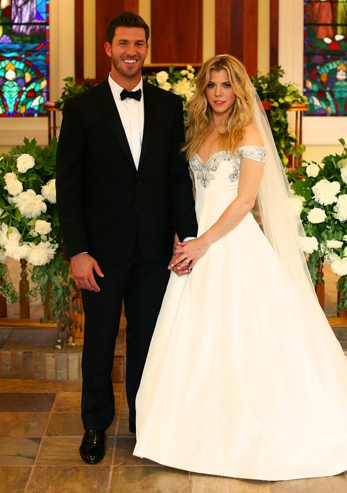 New Kimberly and JP Wedding photo.gown