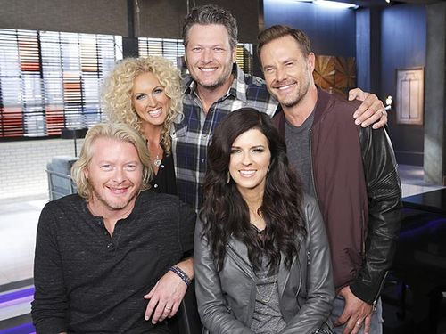 Little Big Town the voice