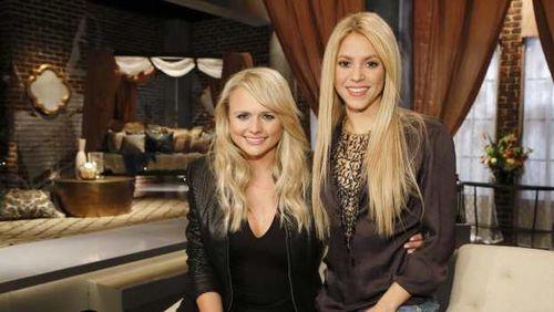 Miranda and Shakira