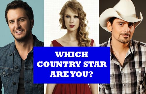 Buzzfeed Which Country Star Are You
