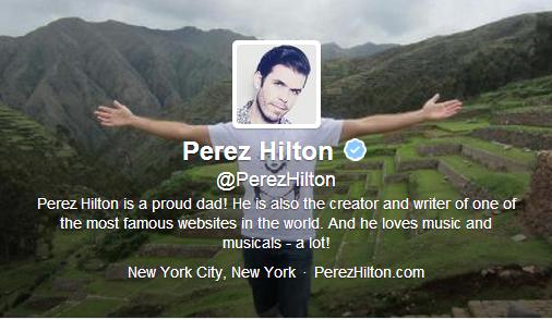 Perez Twitter