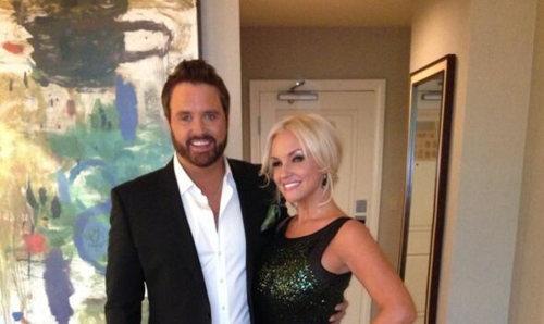 Randy Houser and Jessa