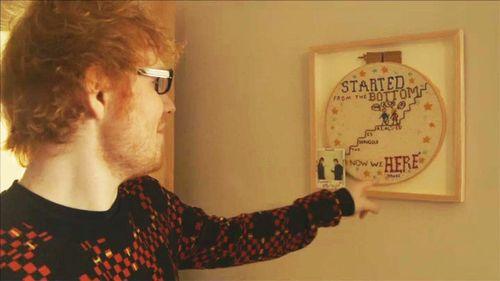 Sheeran-needlepoint