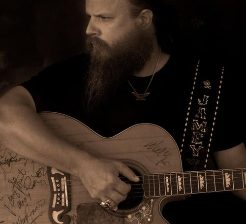 Jamey Johnson Facebook