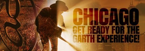 Garth tour banner
