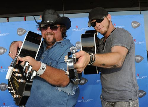 Colt Ford and Brantley Gilbert