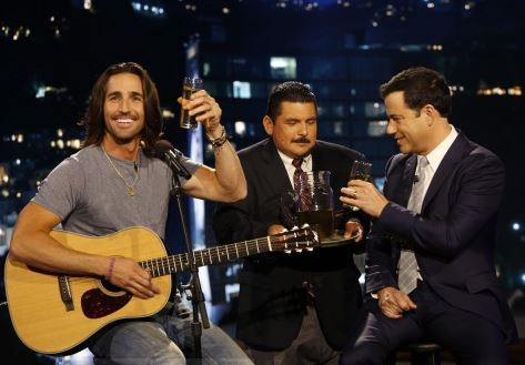 What do Jake Owen and urine have in common?