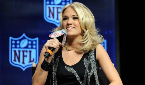 Carrie Underwood NFL