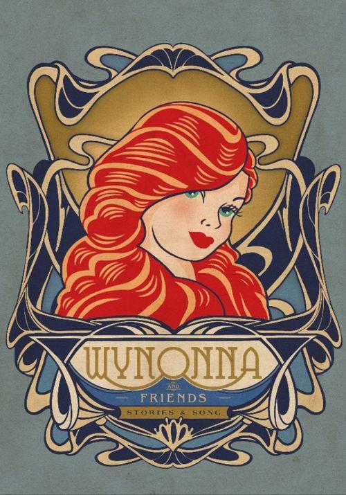 Wynonna Judd tour poster