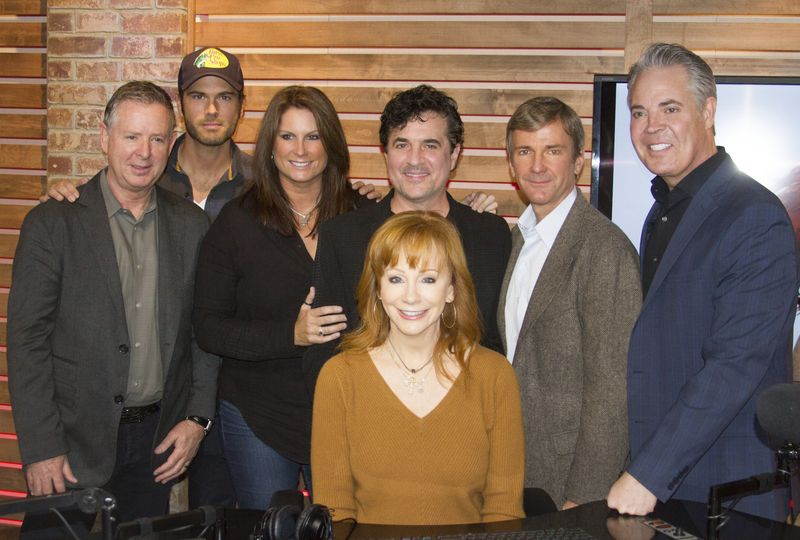Reba signs with Nash