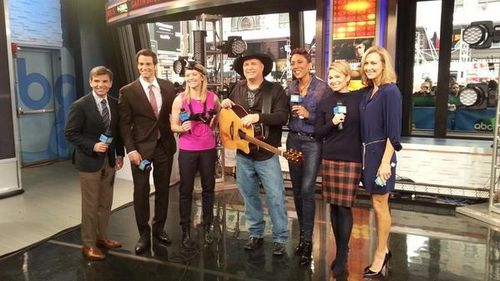 Garth Good Morning America