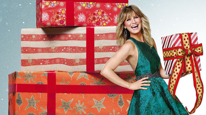 Jennifer Nettles, 2014 Country Christmas