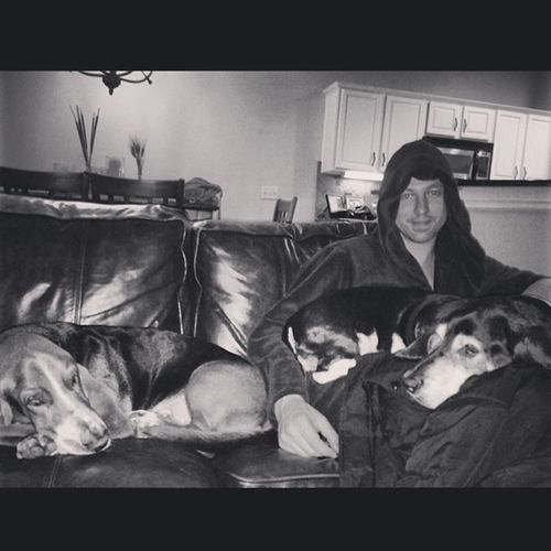 Casey james dog