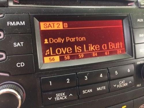 Dolly Parton fail