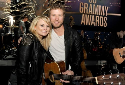 Miranda Lambert and Dierks Bentley Grammy Awards