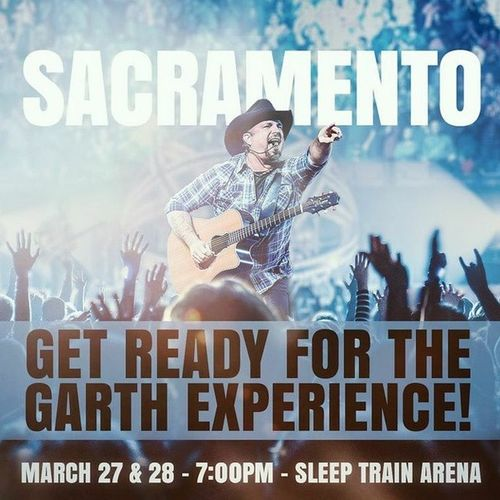 Garth in Sacramento