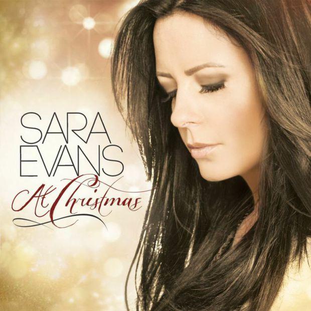 Sara evans At Christmas