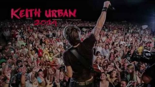 Keith Urban look back
