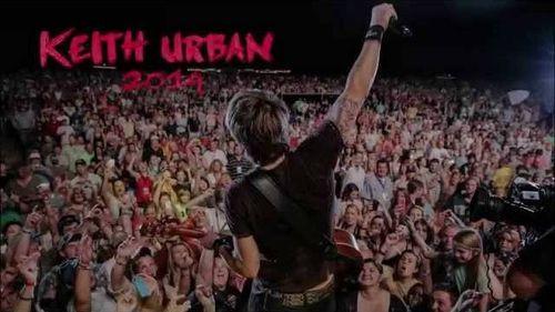 Keith Urban look back