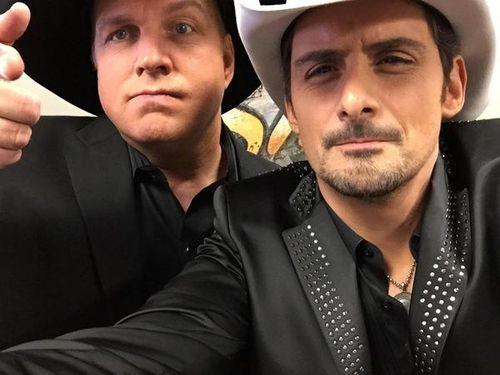 Garth and Brad