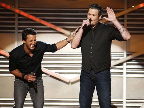 Blake and Luke