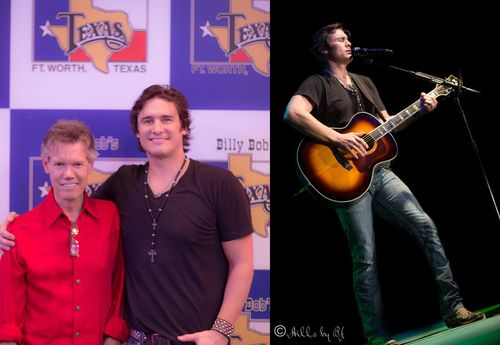 Joe Nichols and Randy Travis