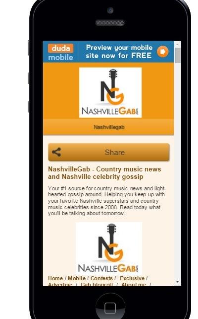 NashvilleGab mobile