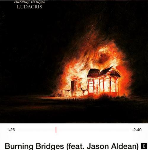 Ludacris with Jason Aldean Burning Bridges