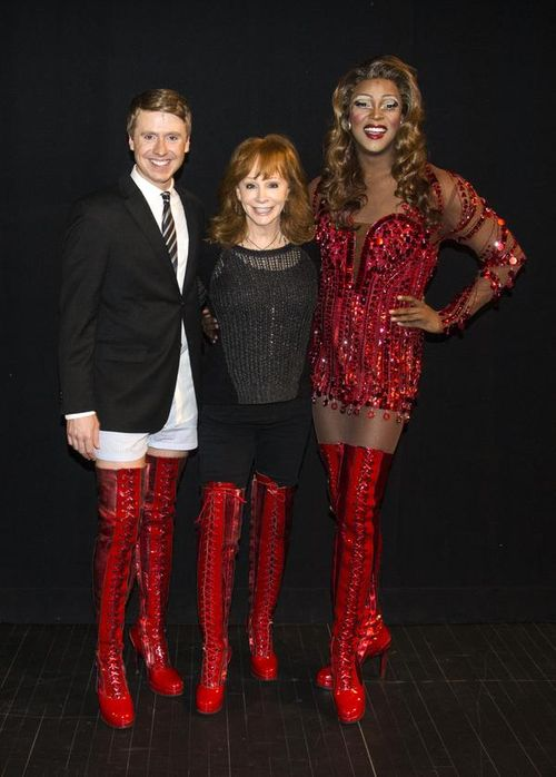 Reba Kinky Boots