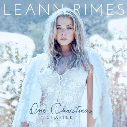LeAnn Rimes Christmas album cover