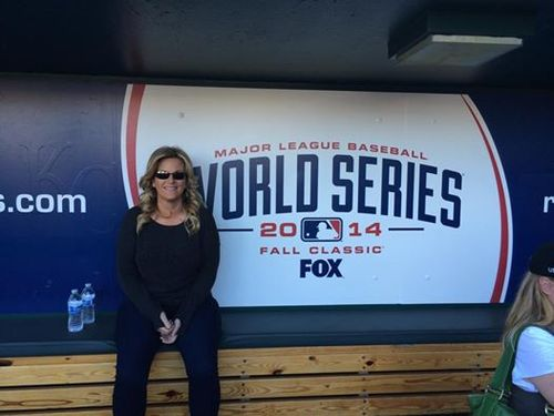 Trisha Yearwood world series